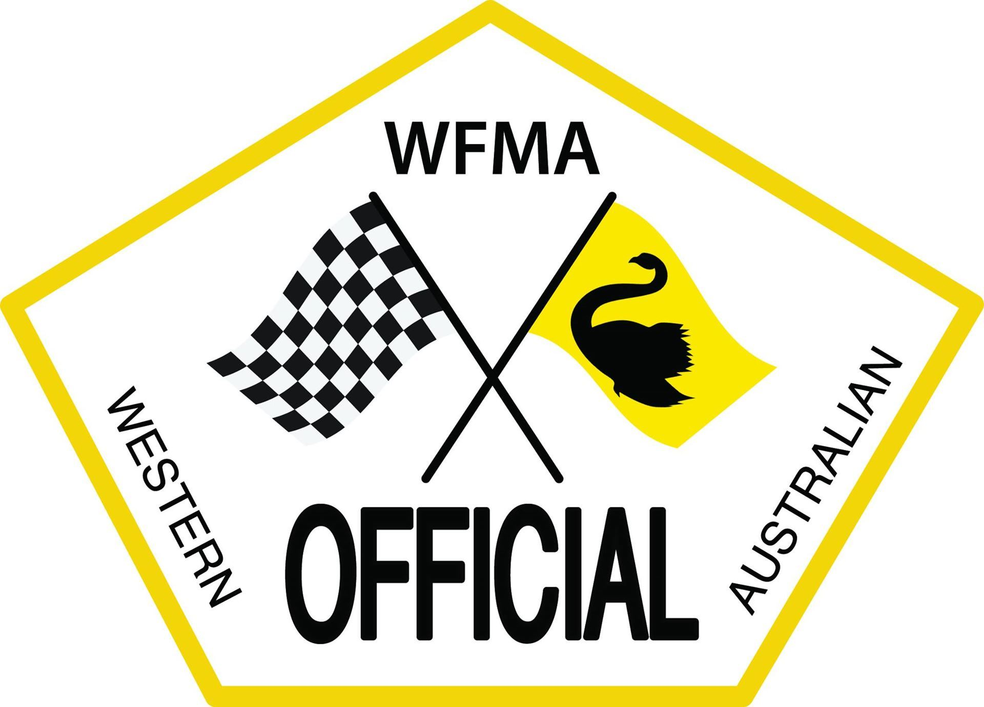 Logo of the Wanneroo Flag Marshal Association